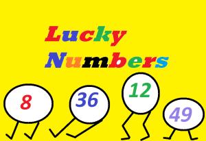 šťastná čísla 2